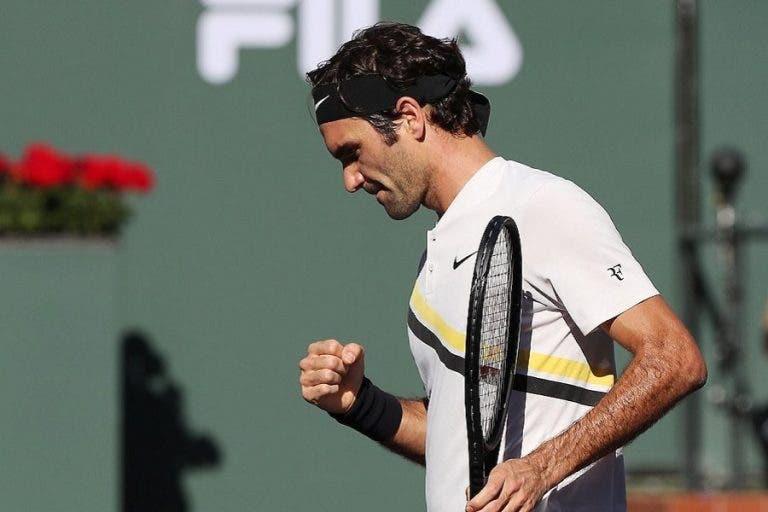 Yannick Noah: «Federer seria capaz de encher um estádio com 80 mil pessoas»