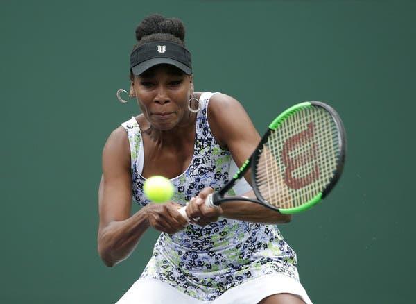 Em duelo de manas, Venus superioriza-se a Serena e avança para os oitavos-de-final em Indian Wells
