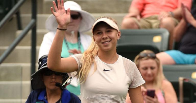 Incrível! Aos 17 anos, prodígio Anisimova conquista o primeiro título WTA da carreira