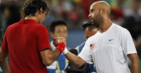 James Blake admite que melhor vitória da carreira foi contra Federer