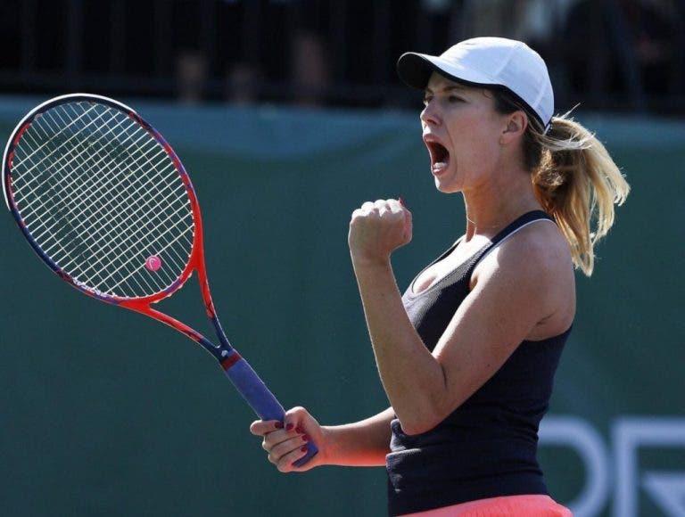 INCRÍVEL! Collins surpreende Venus e garante presença inédita nas meias-finais em Miami