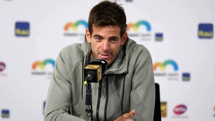 Del Potro: «Se começasse de novo, escolheria fazer parte da Era de Federer, Nadal e Djokovic»