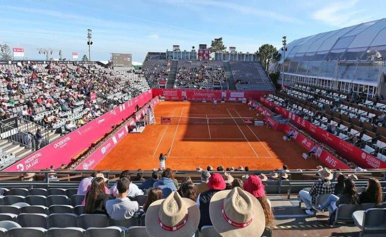 Millennium Estoril Open reage à suspensão do ATP e 'mantém-se de pé'