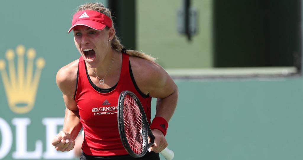 Kerber acaba com a defesa do título de Vesnina, que vai sair do top 40