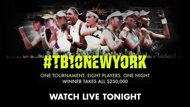 [VÍDEO] Siga o Tie Break Tens com Serena, Venus e até Bartoli… em DIRETO