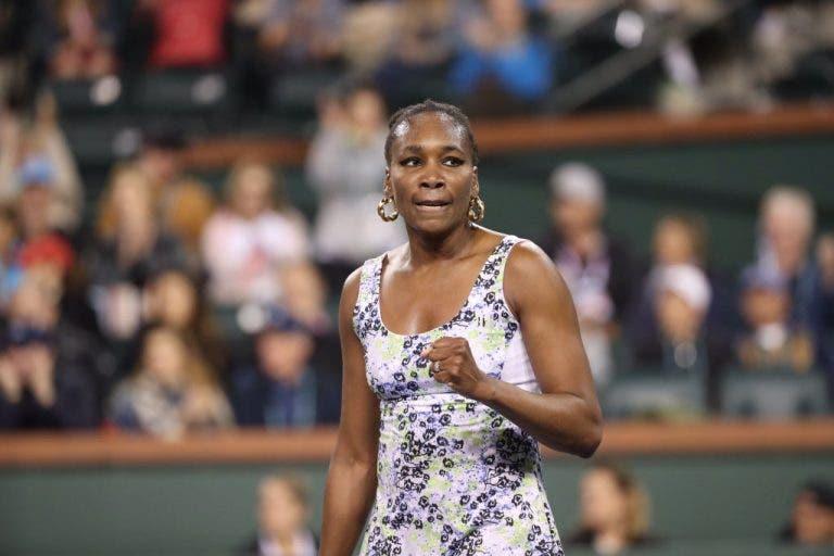 Miami. Venus Williams elimina campeã em título; Azarenka arrasa Radwanska