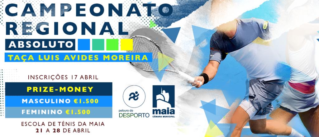 Campeonato Regional Absoluto AT Porto com 3.000€ de Prize-Money