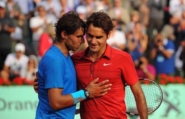 Nadal sobre Federer: «Primeiro disse que adorava jogar comigo em terra e depois diz que não joga»