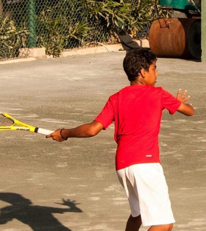 Jovem tenista pode-se estrear na Taça Davis… com 14 anos!