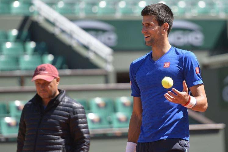 Vajda: «Djokovic não é reconhecido como Nadal e Federer por vir de um país pequeno»