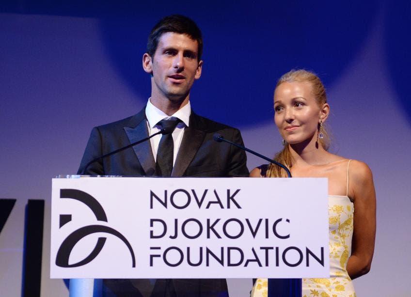 Novak Djokovic doa 280 mil euros para construção de Jardim de Infância na Sérvia