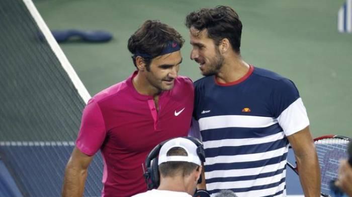 Lopez desfaz-se em elogios para Federer: «É o maior exemplo do desporto mundial»