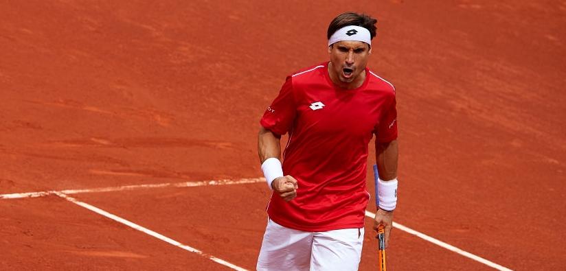 Espanha-Alemanha, 3-2. Ferrer vence e vira herói de confronto ÉPICO