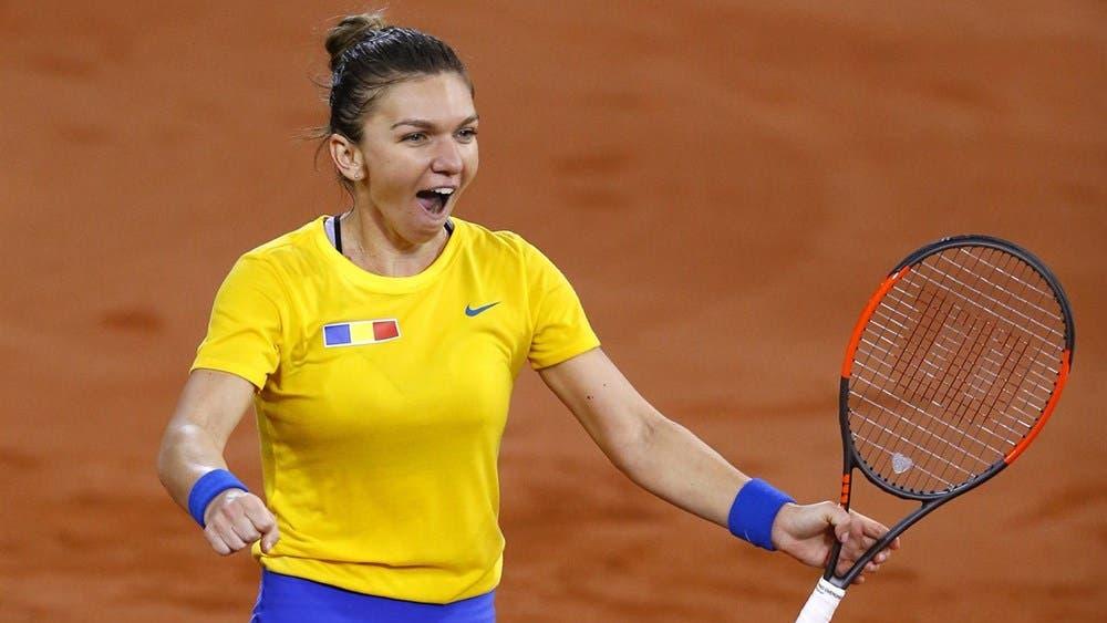 Rússia cai para os zonais da Fed Cup; Espanha e Roménia vencem os seus Playoffs