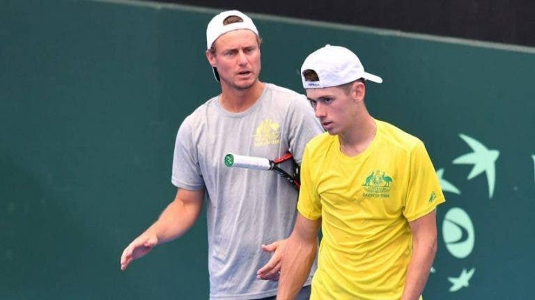 Hewitt: «De Minaur tem algo especial, vai ser top 8 seguramente»