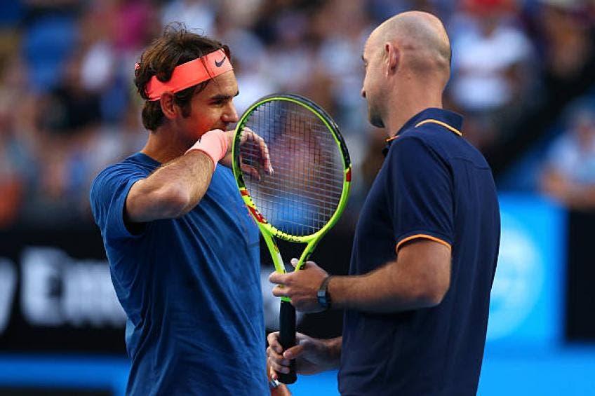 Ljubicic esclarece: Federer só decide se joga em Roma depois de Madrid
