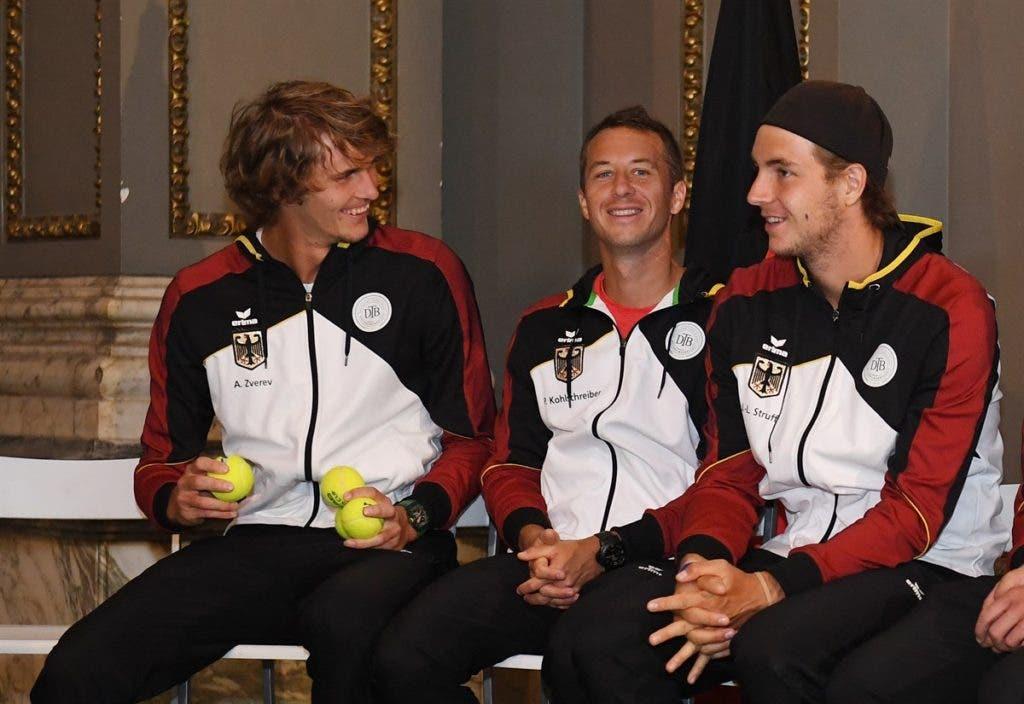 Kohlschreiber: «Espero manter-me positivo. A derrota com o Ferrer foi das mais duras da minha carreira»