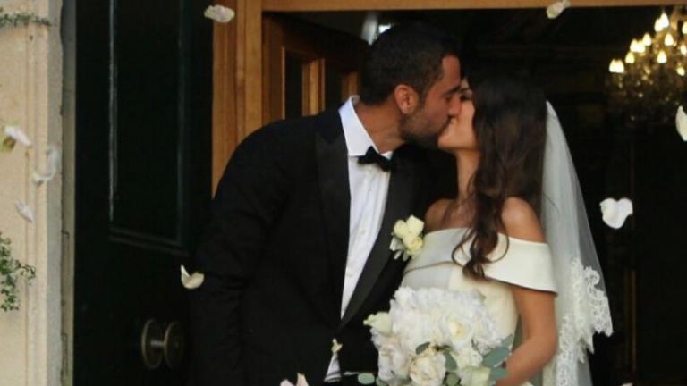 [FOTOS] Marin Cilic casou em vésperas de jogar ATP 250 de Istambul