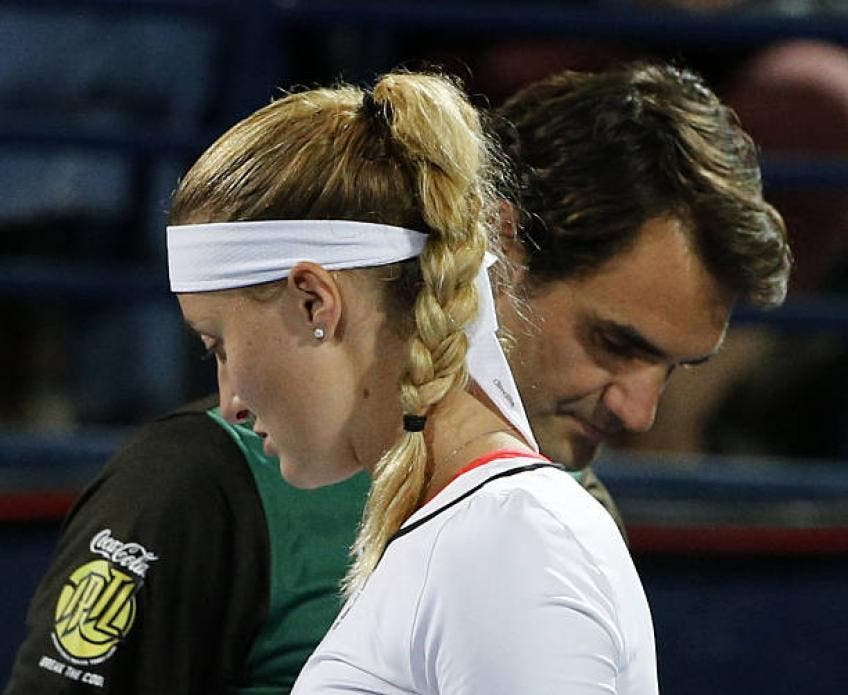 Mladenovic sobre Federer: «É uma pessoa incrível, uma lenda. Gosto muito dele»