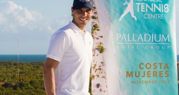 Rafael Nadal revela o seu mais recente investimento (milionário)
