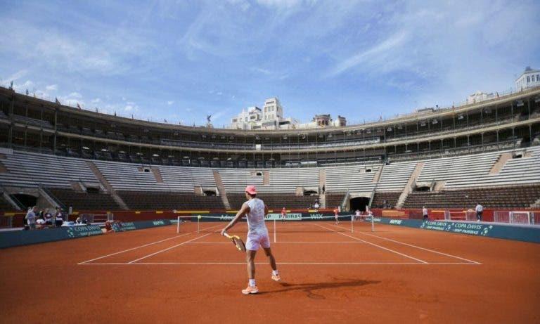 OFICIAL. Rafael Nadal regressa à competição para defender as cores da Espanha na Taça Davis