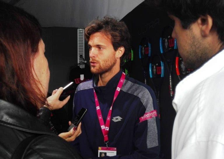 João Sousa: «Tem sido difícil aceitar estas derrotas nos pormenores»
