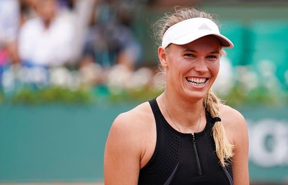 Caroline Wozniacki: «É o meu último torneio do ano, espero terminar em grande»