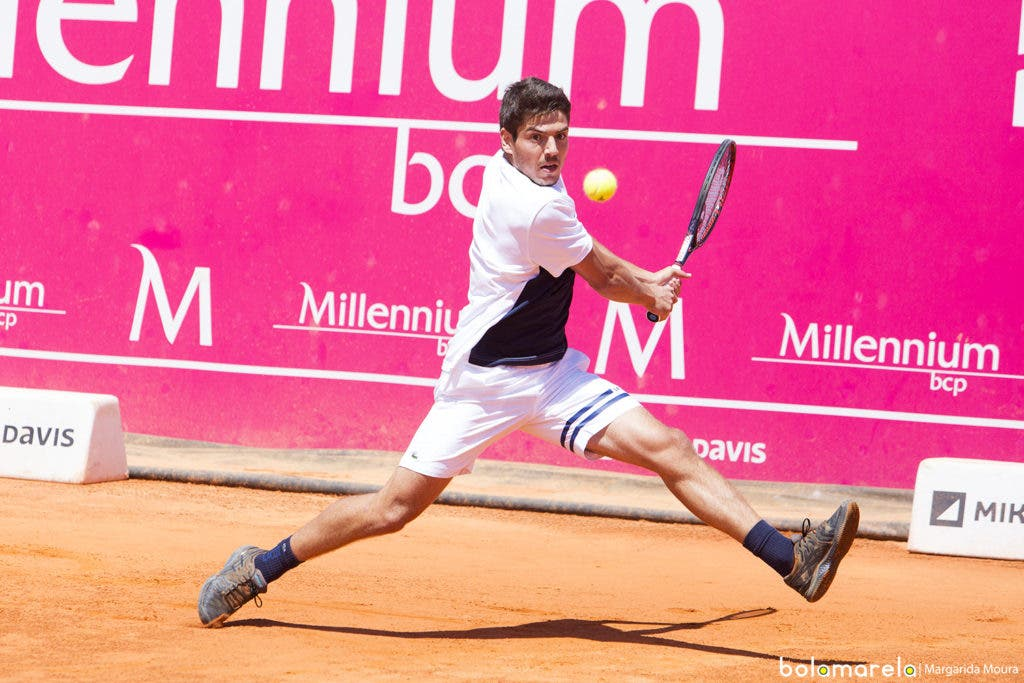 Roland Garros. Quatro portugueses presentes na lista da qualificação