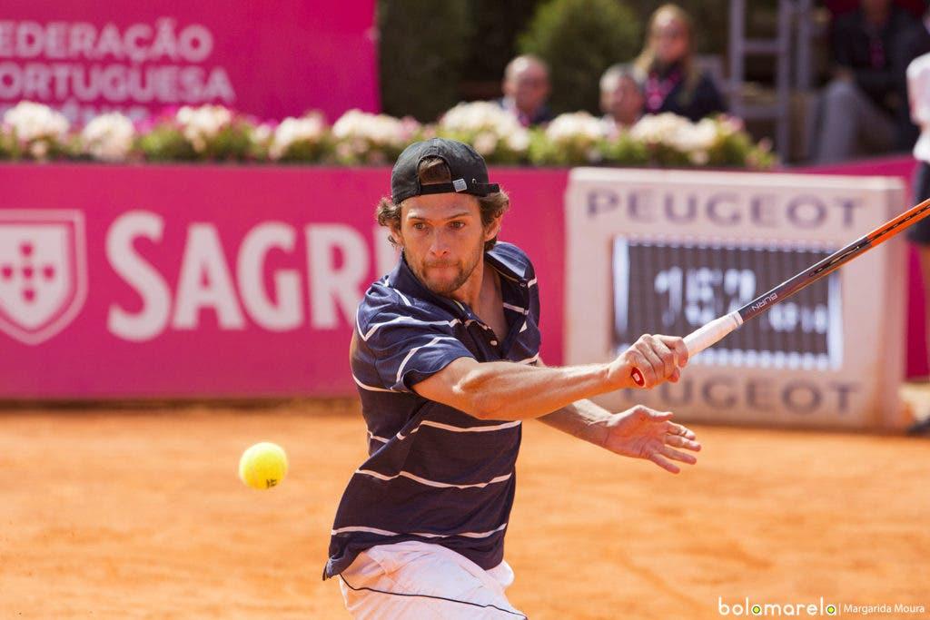 [VÍDEO] Final do Braga Open: Pedro Sousa vs. Casper Ruud, em DIRETO