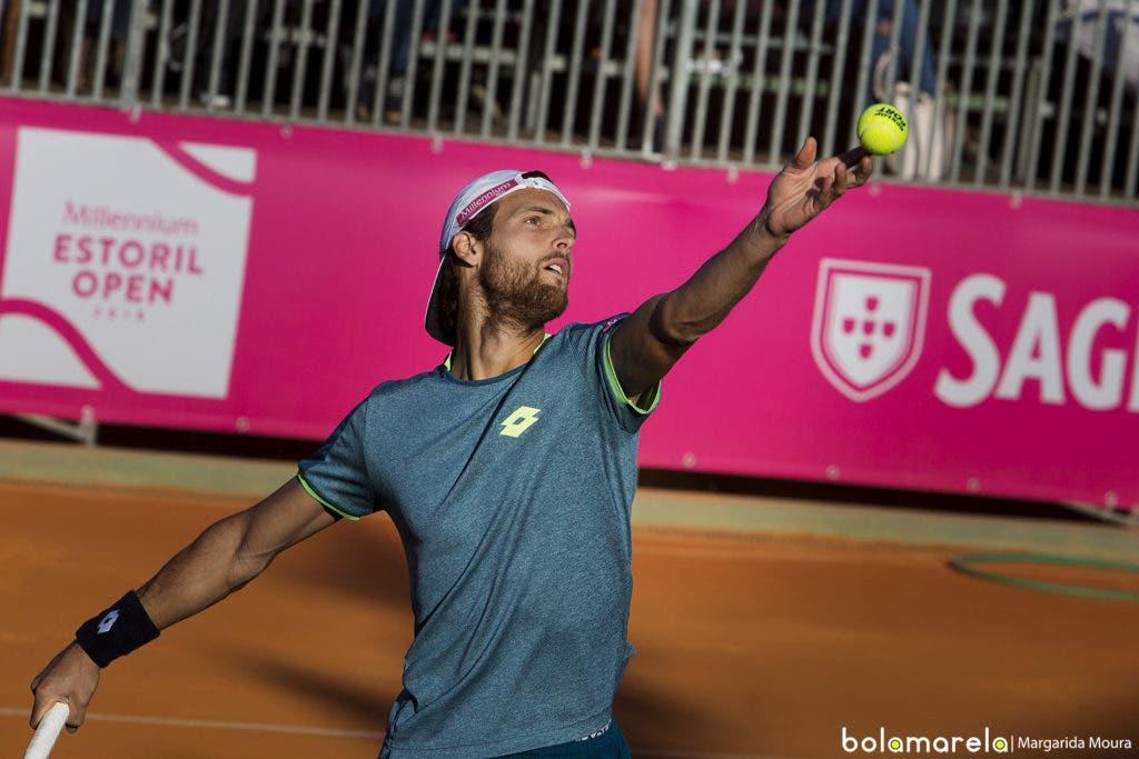João Sousa faz história e está na final do Estoril Open