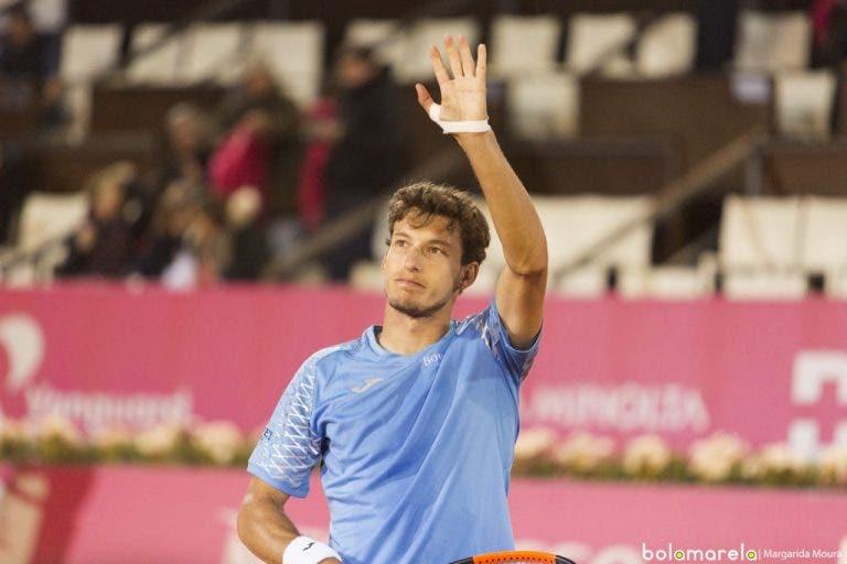 Carreño Busta e o regresso ao Millennium Estoril Open: «É um torneio muito importante na minha carreira»