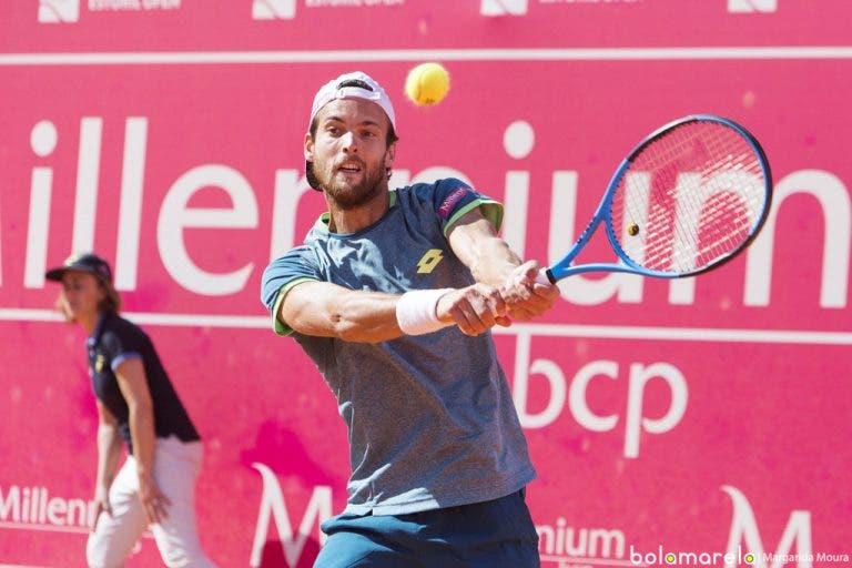 ATP de Umag, com João Sousa, tem transmissão Sport TV