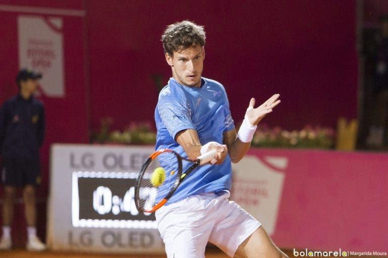 Carreno Busta: «Os grandes tenistas só jogavam as eliminatórias da Taça Davis em casa e era se lhes desse jeito»