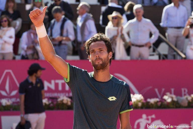 João Sousa é cabeça-de-série e já conhece a sua sorte no ATP 250 de Lyon