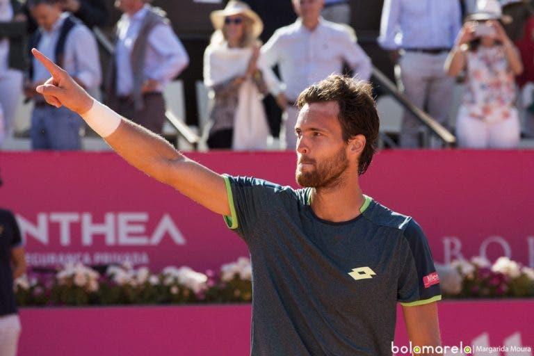 Primeira metade da época definida: saiba qual o calendário de João Sousa até Roland Garros