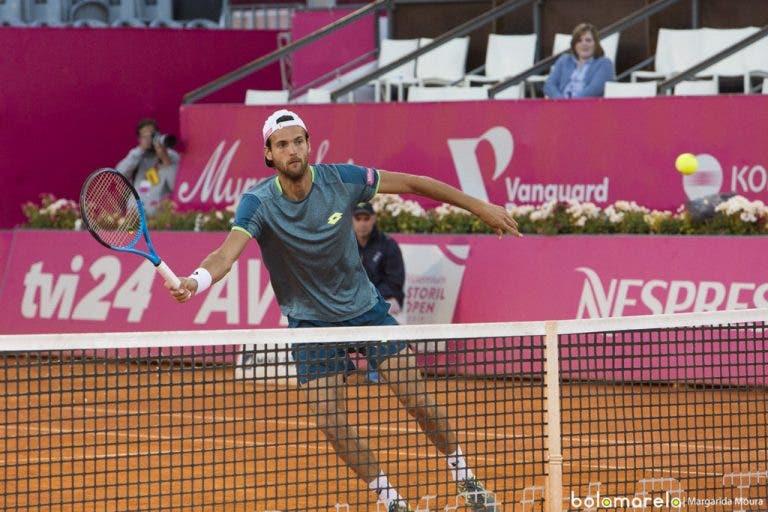 Depois de uma semana intensa em Roma, João Sousa já tem adversário em Lyon