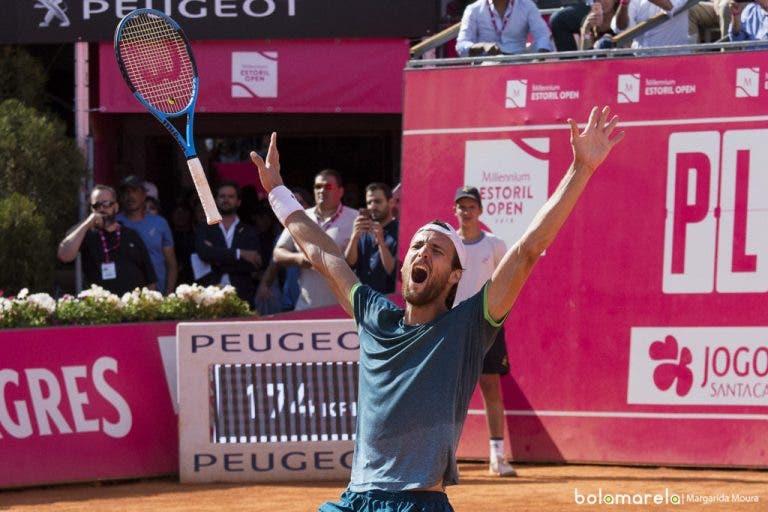 Título português permite a João Sousa escalar no ranking rumo ao top-50