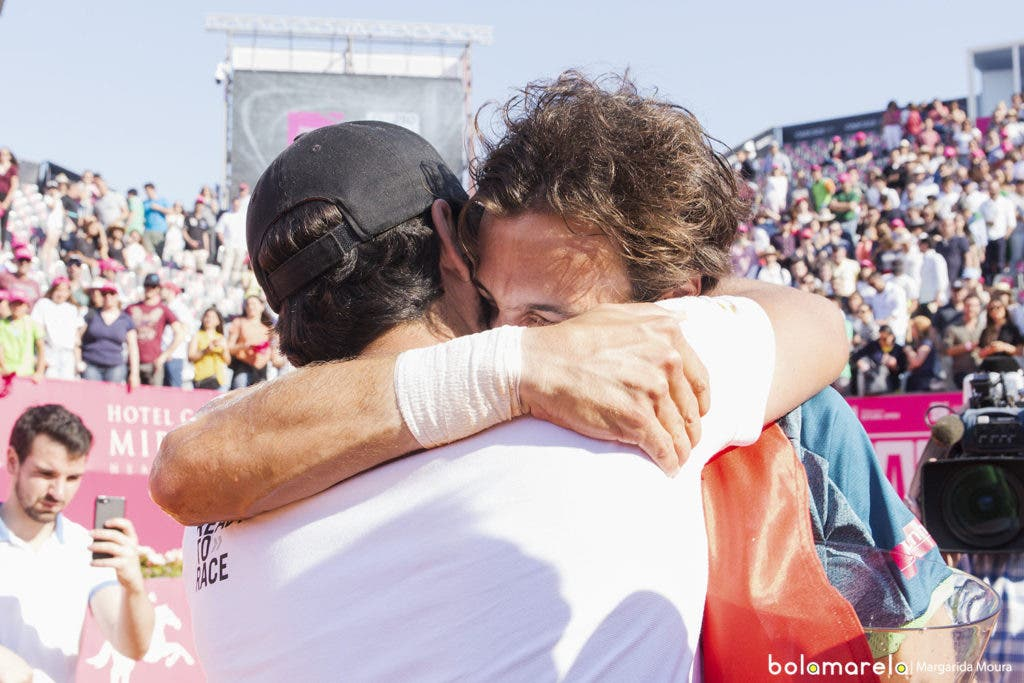 Frederico Marques: «O meu único objectivo é que seja melhor pessoa e jogador»