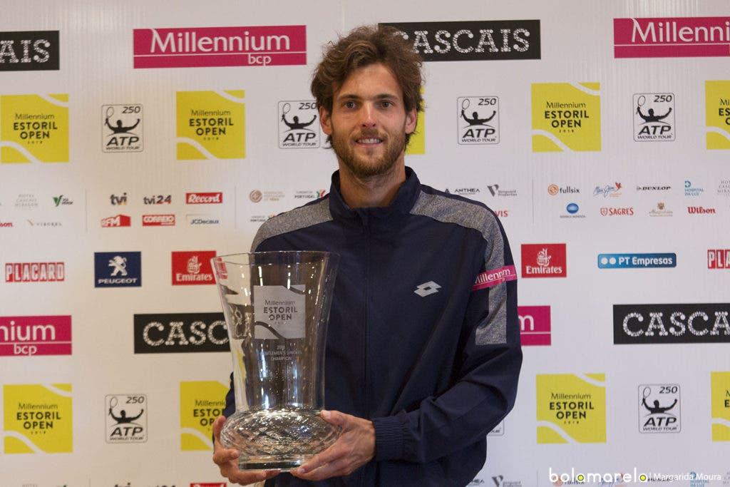 João Sousa: «Porque não superar o 28º ATP? É algo que temos em mente»