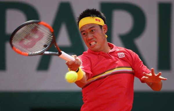 Nishikori e Carreno Busta entram a vencer em Roland Garros