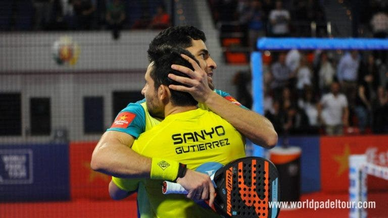 Sanyo Gutiérrez e Maxi Sánchez conquistam segundo título da época em Saragoça