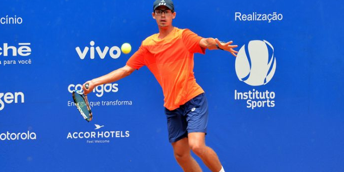 Daniel Batista avança no qualifying do Challenger de Lisboa; Leote Prata eliminado