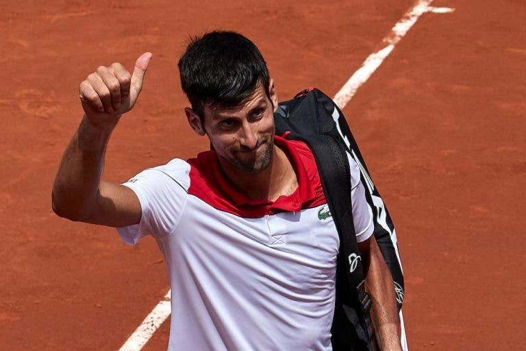 Djokovic após derrota frente a Nadal: «Acabar a jornada anterior ao final da noite, e ter de voltar a jogar cedo no dia seguinte faz a diferença»