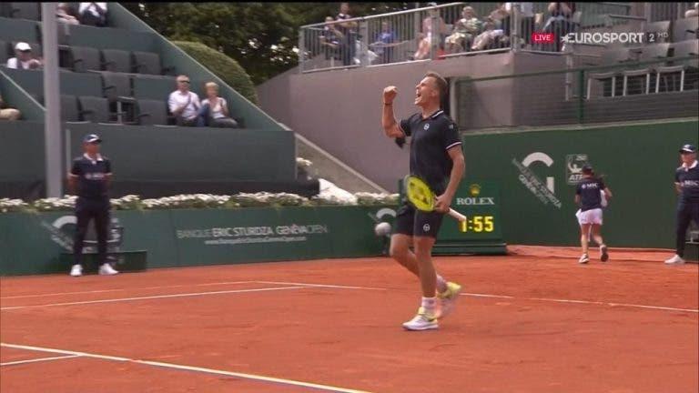 Fucsovics é o primeiro húngaro em 34 anos a chegar à final de um ATP