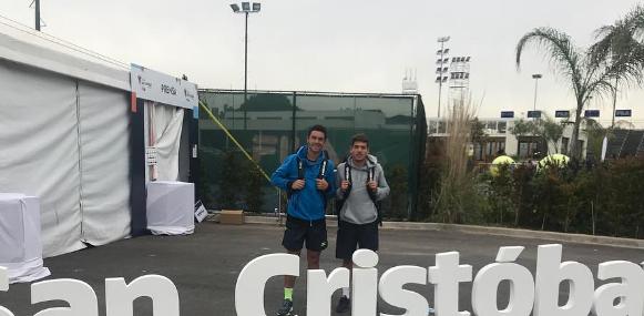 De Roland Garros para Vicenza. João Domingues e Gonçalo Oliveira com adversários de estreia definidos