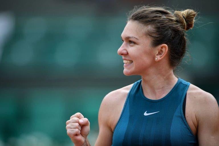 Halep já é a sexta jogadora com mais prize money… da história (!) do ténis