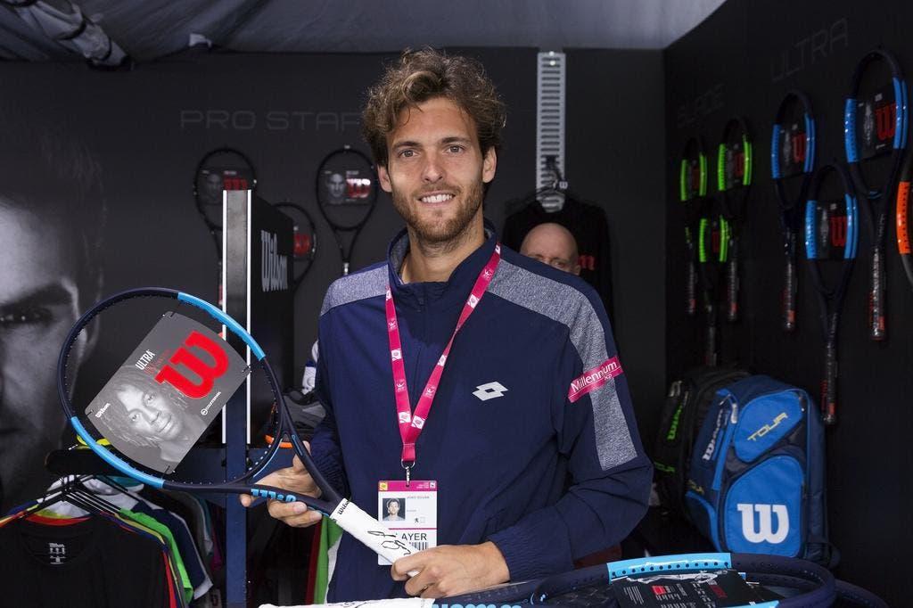 Está encontrado(a) o(a) vencedor(a) da raquete autografada por João Sousa!