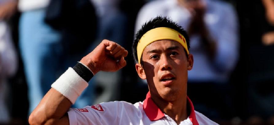 Kei Nishikori: «Posso fazer algo importante neste torneio»