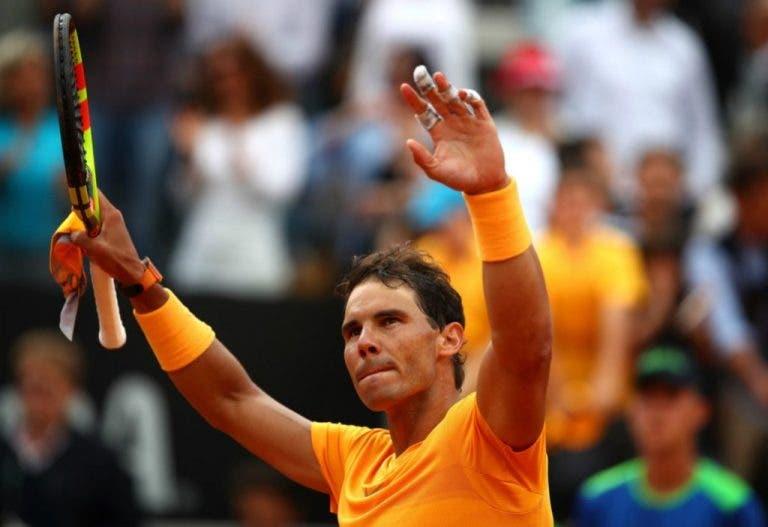 Jim Courier: «Não acredito que alguém possa bater o Nadal em Roland Garros»