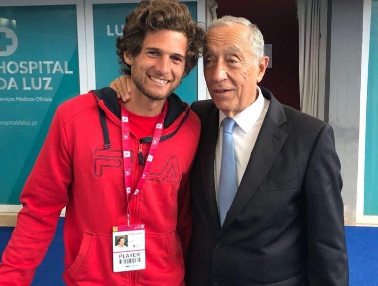 Pedro Sousa e o wild card para o Estoril Open: «Não posso dizer que não estivesse à espera, mas nem tinha pedido»